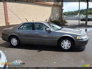 1998 Cadillac Seville Sls Moonstone Metallic    Neutral