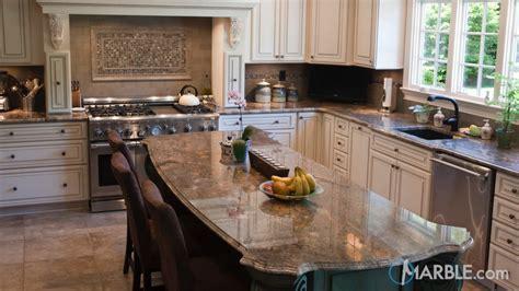 Baltic Blue Granite Kitchen Countertops