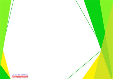 koleksi background hijau sertifikat