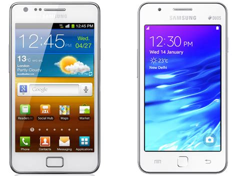 the tizen smartphone isn t an android killer it s a bad android clone ars technica