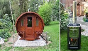 Sauna Mit Holzofen : unsere top 10 saunah user ist ihre traum sauna dabei ~ Whattoseeinmadrid.com Haus und Dekorationen