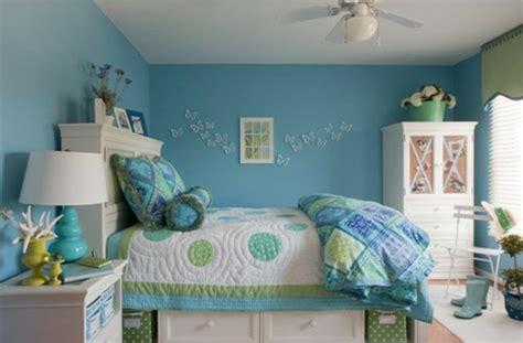 chambre bleu fille la d 233 co chambre ado fille esth 233 tique et amusante
