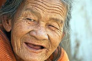 Free Picture Female Grandmother Old Person Portrait