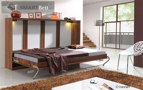 Bs Möbel Schrankbett by Schrankbett Smartbett Klappbett Querbett 140cm Horizontal