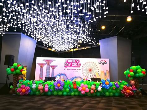 Backdrop Family by 24 Best Balloon Backdrop Decorations Images On