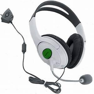 Headphone Earphone Stereo Gaming Headset With Mic For