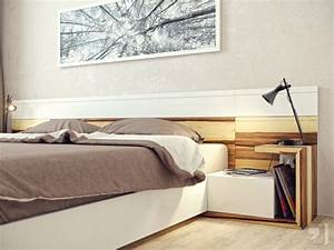 20, Very, Stylish, Bedside, Table, Ideas