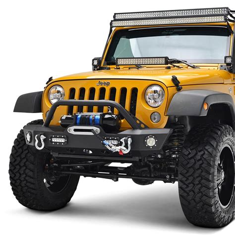 jeep wrangler front paramount jeep wrangler 2007 2017 off road mid width