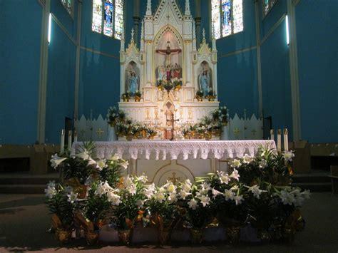 holy week holy rosary parish tacoma wa