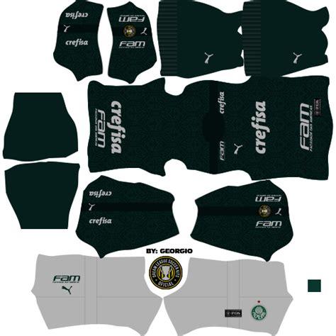 Dream League Soccer Kits: Palmeiras (Titular) 20/21 ...