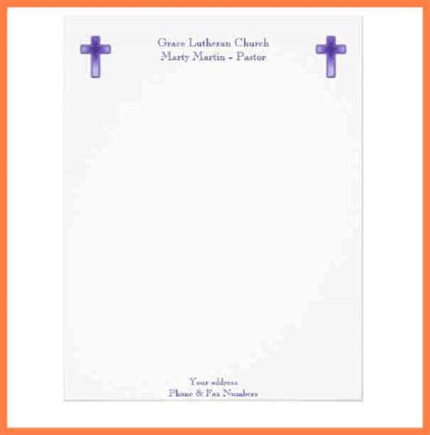 Download church letterhead template for free formtemplate offers you hundreds of resume templates that you can choose the one pathway church newsletter template template. 11+ church letterhead template   Company Letterhead