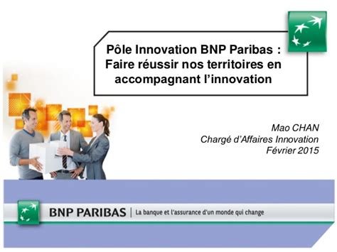 bnp paribas si鑒e social présentation pole innovation bnp paribas marseille 2015