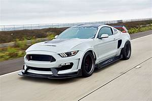 One of a kind Shelby GT350 with a lot of carbon goodness