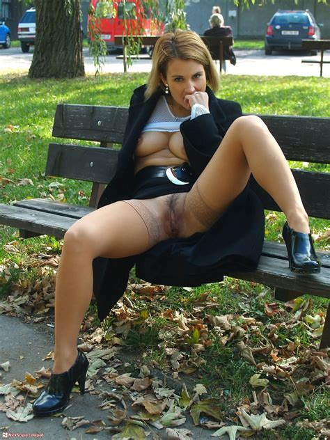 Park Flasher Milf Picture Of The Day Nickscipio Com