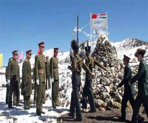 India hands back PLA soldier who strayed into Ladakh along ...