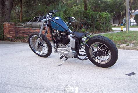 73 Ironhead Sportster Chopper / Bobber