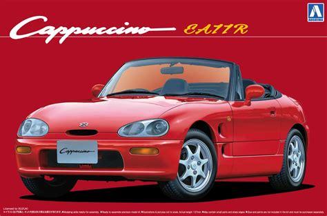 1:24 Suzuki Cappuccino EA11R   AOS-051498   Aoshima