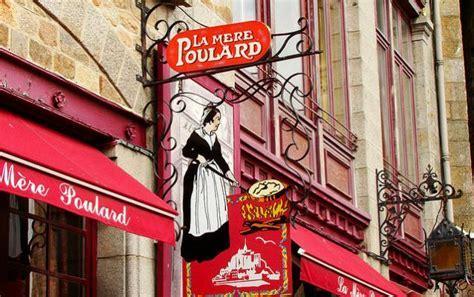 la mere poulard mont st michel 10 старейших ресторанов во франции фото история адреса