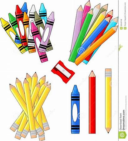 Supplies Vector Clip Objects Background Easy Groups