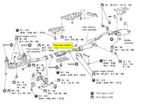 Trying To Figure Out A Part For Exhaust System  U0026 39 99 Maxima