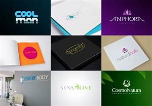 Diseño de logotipos realizados para empresas de estética, belleza y cosmética Artículos