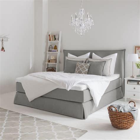 schlafzimmer ideen reihenhaus boxspringbett avellino ii in 2019 bed room