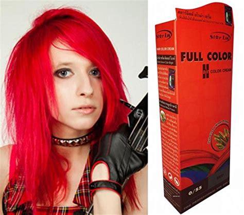 rote haare färben haare rot f 228 rben die top 4 in unserem haarfarben vergleich