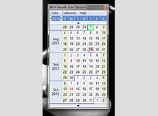 Five free but powerful desktop calendars TechRepublic