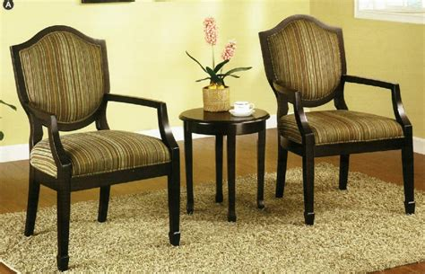 sofa and two accent chairs 3 pc set of 2 accent chairs table furniturendecor com