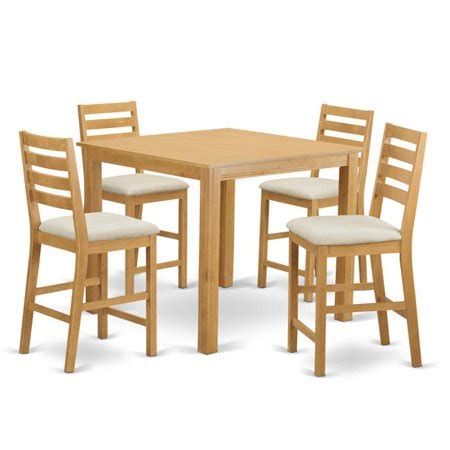 Kitchen Table 4 Chairs by Dining Counter Height Small Kitchen Table 4 Chairs Oak
