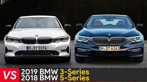 2019 Bmw 3 Series (g20) Vs 5 Series (g30) Design