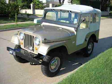 sell   jeep kaiser cj original