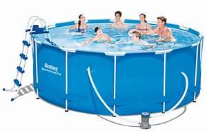 Piscine Tubulaire Oogarden : piscine tubulaire ronde 3 66 x 1 22 m oogarden france ~ Premium-room.com Idées de Décoration