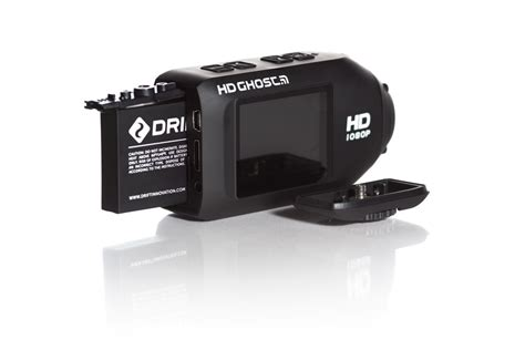 review drift innovation hd ghost action camera home