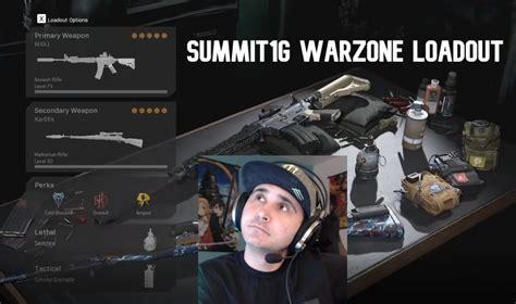 warzone loadout summit1g loadouts call duty