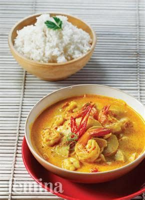 femina cuisine gulai rebung femina food and drink