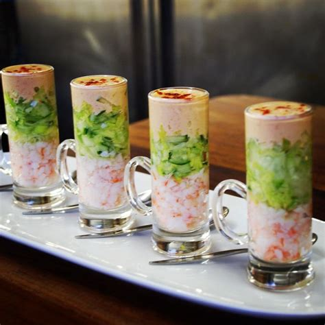 25 best ideas about prawn cocktail on prawn food food presentation and prawn starters