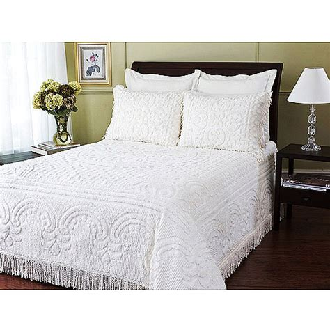 Walmart Bed Spreads by Medallion Chenille Bedspread Walmart