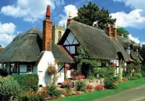 Beautiful English Countryside Cottage