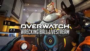 New Overwatch Hero Hammond Watch Gameplay From PTR