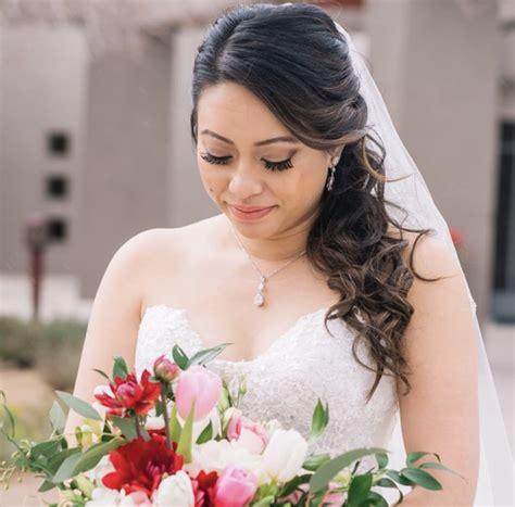 las vegas wedding makeup artist marlyn  paul