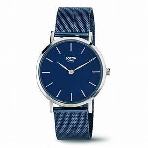 Uhren Trend Damen : sehr flache boccia titanium damenuhr 3281 07 kollektion trend hier kaufen ~ Frokenaadalensverden.com Haus und Dekorationen