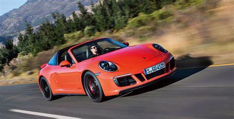 Porsche 911 Targa 4 Gts Review Wheels