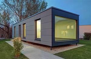 Haus Anbau Modul : blaue lagune fertighaus bauen sanieren und modernes wohnen ~ Lizthompson.info Haus und Dekorationen