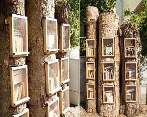 Baumstamm An Decke Befestigen : beautiful baumstamm deko wohnung photos kosherelsalvador ~ Lizthompson.info Haus und Dekorationen