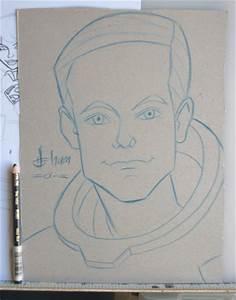 Neil Armstrong by howardshum on DeviantArt