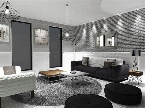 chambre moderne noir et blanc best chambre moderne noir et blanc ideas lalawgroup us