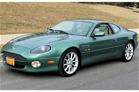 v12 powered aston martin db7 vantage classiccars com journal