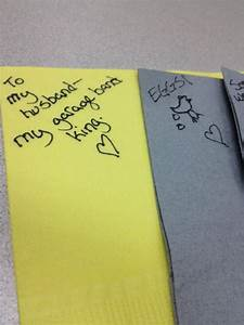 Awesome Wife Writes Notes for Her Husband Every Day