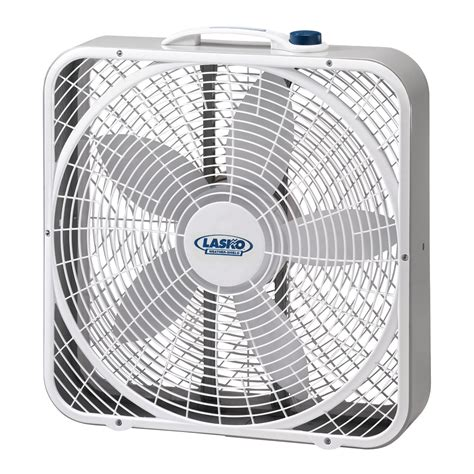 box fan sw cooler lasko 3720 20 in weather shield performance box fan